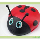 240.Marcipánový dort – Beruška