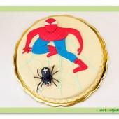 116.Marcipánový dort – Spiderman