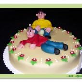 117.Marcipánový dort – Pat a Mat