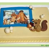 131.Marcipánový dort – Doba ledová