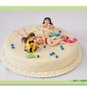 249.Marcipánový erotický dort – Harém – peklo na zemi