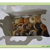 198.Svatební výslužka velká – 30 ks koláčků