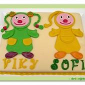 125.Marcipánový dort – Kouzelná školka