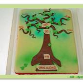 291. Marcipánový dort – Strom života