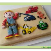 39.Marcipánový dort   Bořek stavitel a jeho přátelé