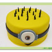 323. Malý Mimoní marcipánový dort