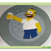 349. Marcipánový dort – Simpsonovi – Homer