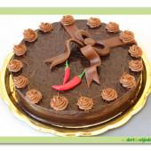 361. Čokoládový dort s chilli