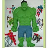 372. Hulk a avengers