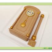 400. Pendlovky  – marcipánový 3D dort