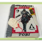 "419. Marcipánový dort  ""ASSASSINS"""