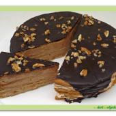 416. Markýza  – čokoládový dort