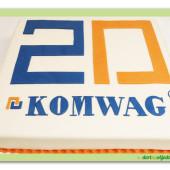 448. Firemní inspirativní dort