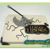473. League of legends – dort na motivy počitačové hry