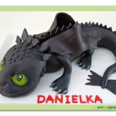 495. Bezzubka 3D – jak vycvičit draka