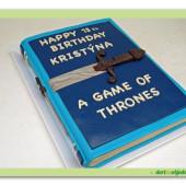 503.Marcipánový dort  – Hra o trůny  Game of Thrones
