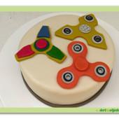 508. Marcipánový dort se spinery