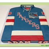 534. Marcipánový dort – Hokejový dres
