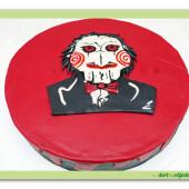 553. Hororové dorty  SAW