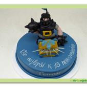 589.Clash royale – marcipánový dort na téma populární hry