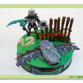 601. Fortnite Skull Trooper – dort inspirovaný populární pc hrou