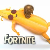 630. Fortnite dort – Peely /banán/