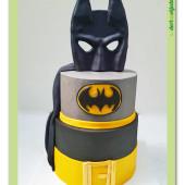 638. Batman – marcipánový dort